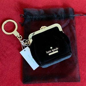 Kate Spade mini change or lipstick purse